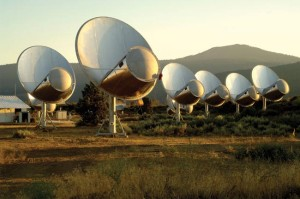 El Allen Array Telescope, en California (Estados Unidos). Crédito: SETI Institute