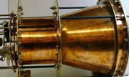 El «motor warp» de la NASA sigue funcionando
