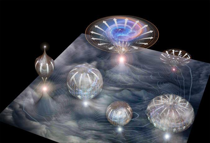 En busca del multiverso