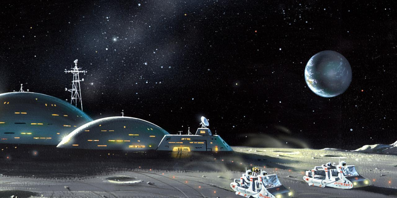 La ESA quiere tener una base lunar en 2030
