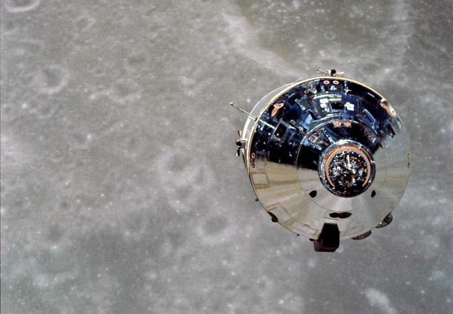 La extraña «música alienígena» del Apolo 10