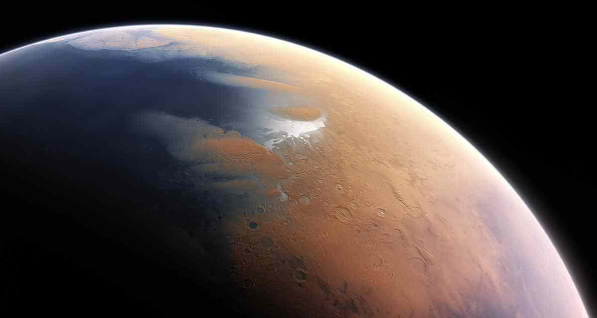 Lo que los fósiles más antiguos de la Tierra nos pueden decir sobre Marte