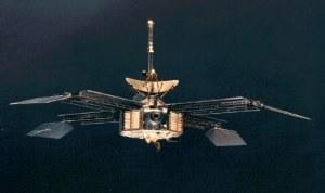 La sonda Mariner 4. Crédito: NASA