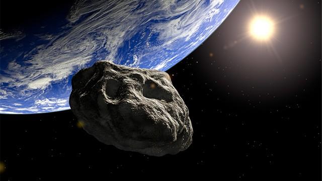 Quizá algún día tengamos que desviar un asteroide en rumbo de colisión con la Tierra...