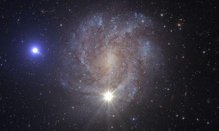 Detectado el primer sistema de estrellas binarias hiperveloces