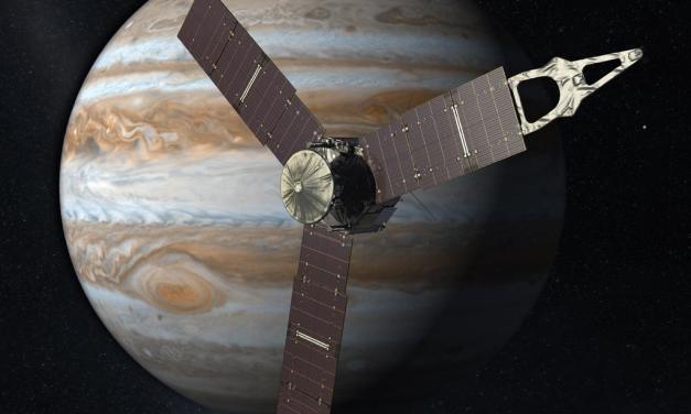 Juno, la próxima sonda que visitará Júpiter