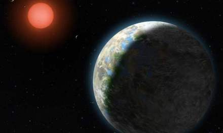 Gliese 581g: la dificultad de detectar exoplanetas