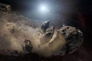 Quedan menos asteroides destructivos por descubrir de lo pensado