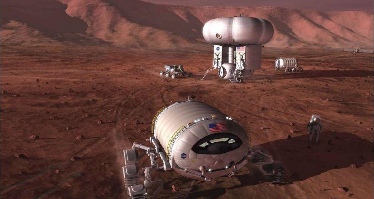 Cómo establecer una colonia en Marte que sea independiente de la Tierra