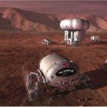 Elon Musk quiere bombardear Marte