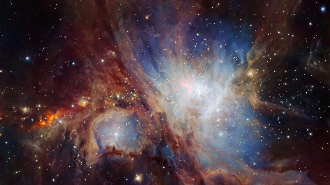 Los objetos fallidos de la Nebulosa de Orión