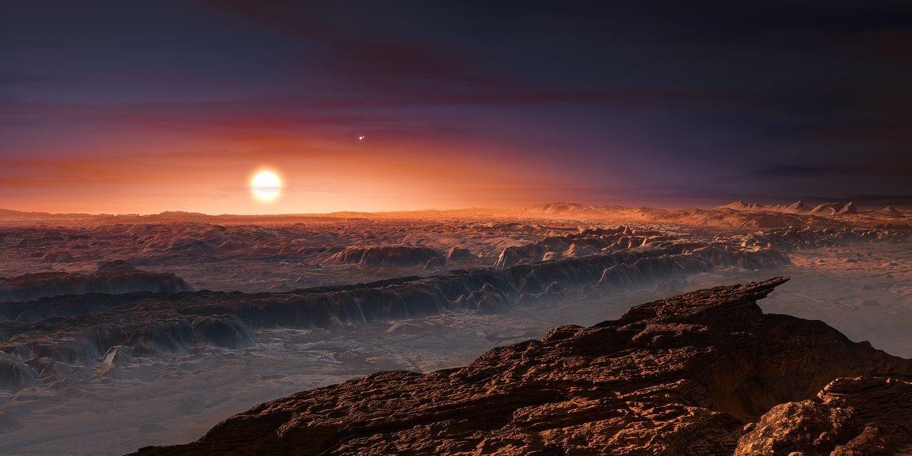 Próxima b podría tener un océano y ser habitable
