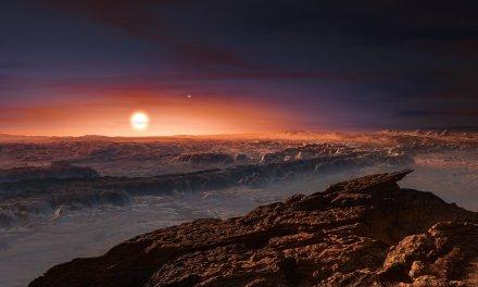 Próxima b y la búsqueda de la segunda Tierra