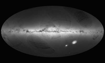 La Vía Láctea vista por Gaia