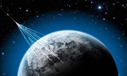 La vida alienígena podría alimentarse de rayos cósmicos