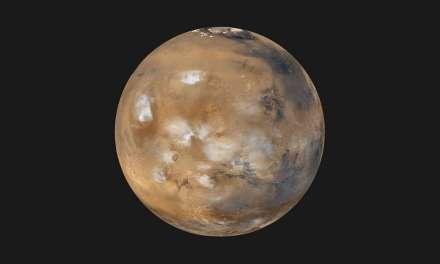 La vida en Marte podría ser mas probable de lo que pensamos