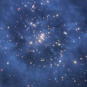 El neutrino podría ser parte de la materia oscura