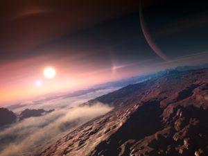 El oxígeno en un exoplaneta no garantiza que tenga vida