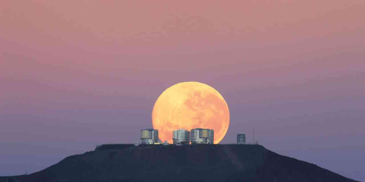 La Luna, la compañera celeste de la Tierra (y II)