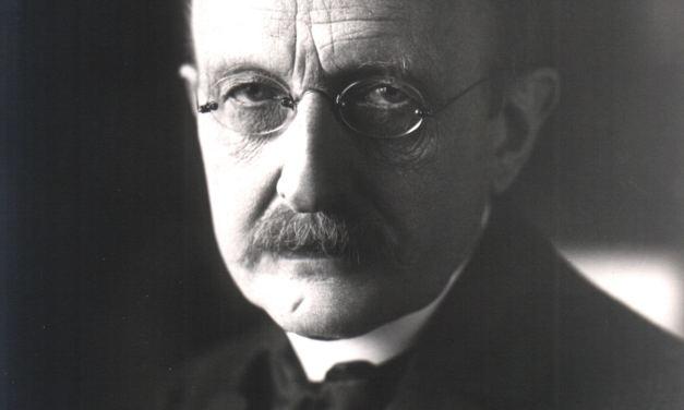 Max Planck, el padre de la teoría cuántica