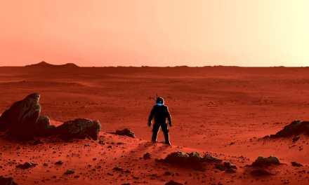 Mirando al futuro: una civilización marciana (I)