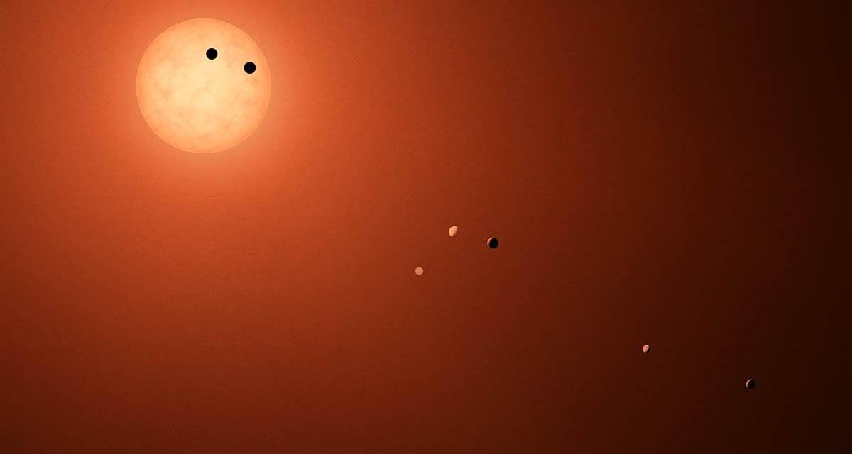 TRAPPIST-1: sus siete planetas y el valor de su descubrimiento
