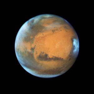 La inclinación de Marte pudo ser mayor en el pasado