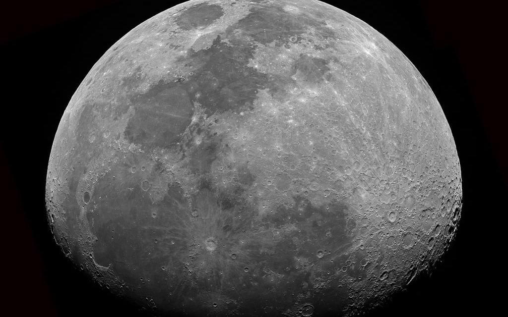 La dínamo lunar pudo generar un campo magnético tan fuerte como el de la Tierra