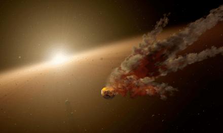 KIC 8462852 vuelve a oscurecerse (otra vez más)