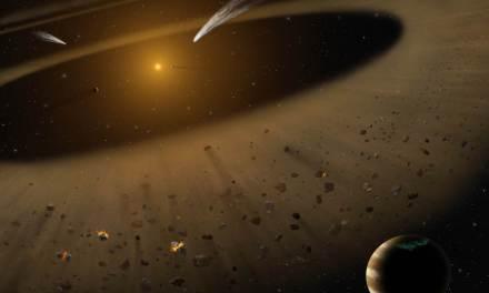 Epsilon Eridani, un joven espejo del Sistema Solar