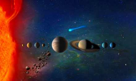 Marte pudo formarse en el cinturón de asteroides