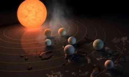La formación de TRAPPIST-1: ¿cómo se produjo?
