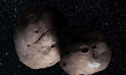 El enigmático 2014 MU69 de New Horizons