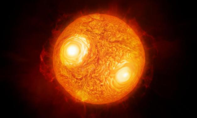 Antares apunta a los secretos de las supergigantes rojas