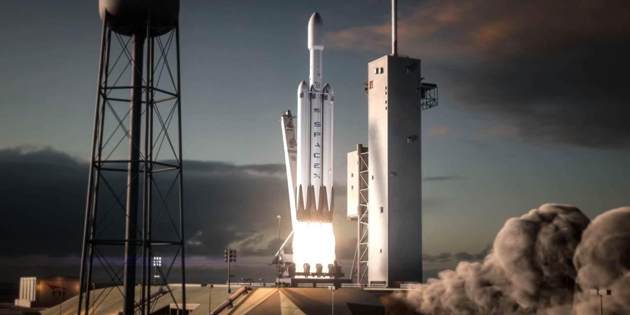El lanzamiento del Falcon Heavy será en noviembre