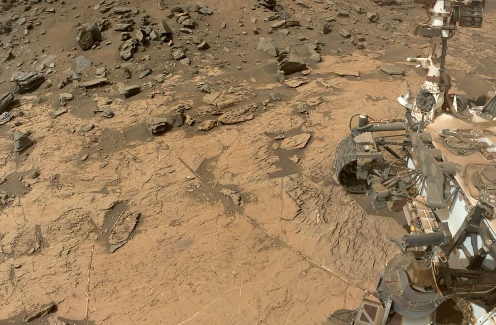 El boro en Marte da más pistas de su posible habitabilidad