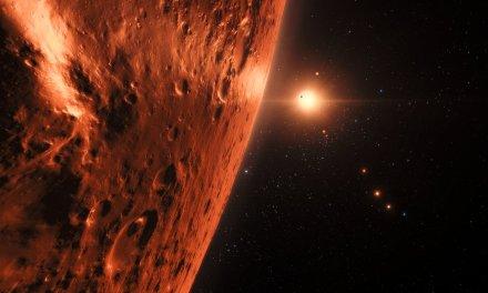 Agua en TRAPPIST-1: Hubble ve indicios prometedores