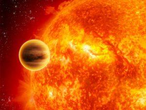 Los planetas gigantes, clave para encontrar vida