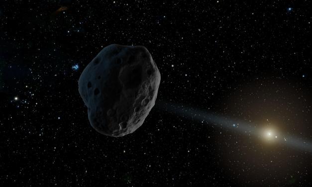 La simulación para desviar un asteroide termina en fracaso