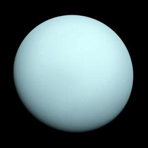 La inclinación del eje de Urano... ¿a qué se debe?