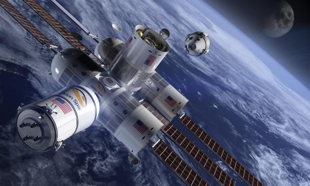 Aurora Station, el primer hotel espacial