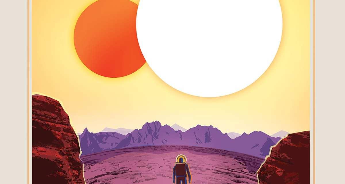 Visita exoplanetas con esta herramienta de la NASA