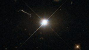 Detectan el agujero negro más voraz del universo