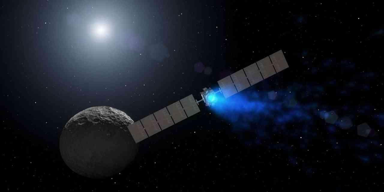 Ceres tiene más moléculas orgánicas de lo creído
