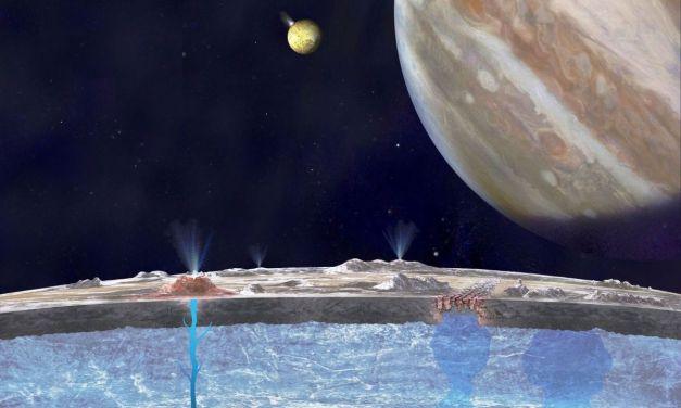 El sistema Solar podría albergar vida en entornos extremos