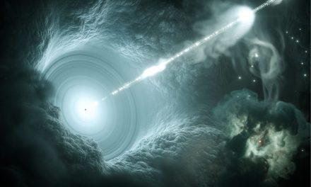 Las ráfagas de rayos gamma podrían «revertir el tiempo»