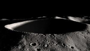 Detectan hielo en la Luna, ¿cómo es posible?