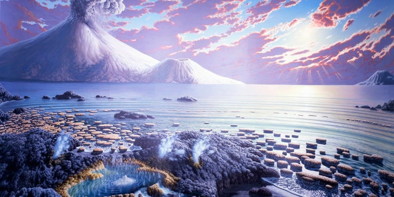 La Tierra Púrpura, en busca de vida en otros mundos