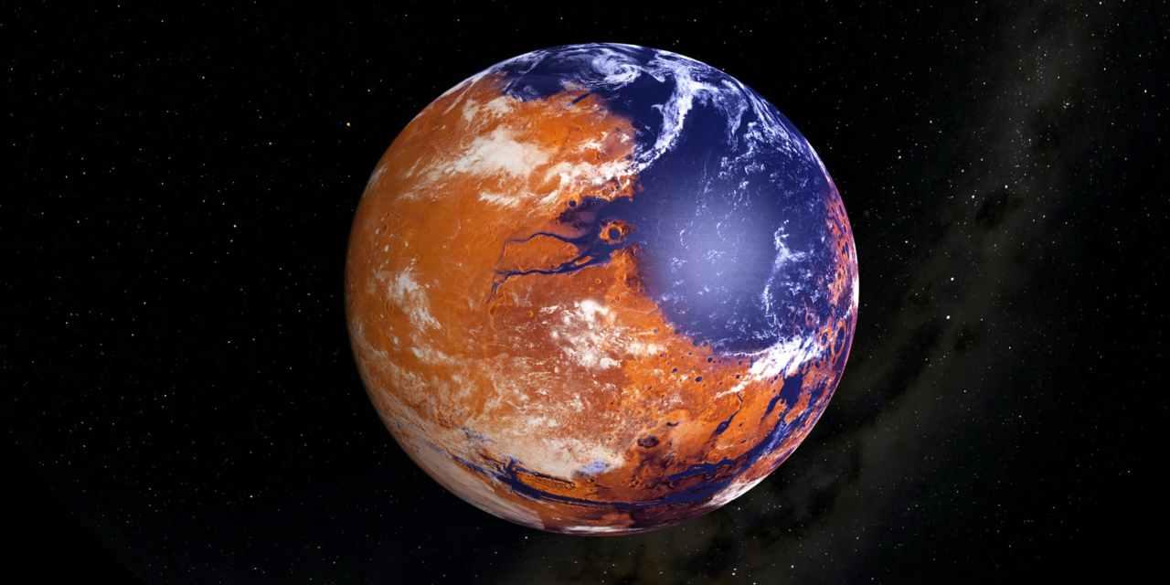 La vida en Marte pudo aparecer antes de lo pensado