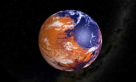 Marte pudo formarse cerca de Venus